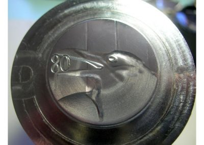 Bird Engraving.