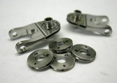 Stainless Precision Micro Parts